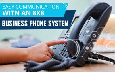 Easy Communication with an 8×8 Business Phone System