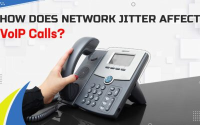 How Does Network Jitter Affect VoIP Calls?