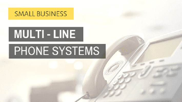 Multi-Line Phone Systems for Smaller Businesses