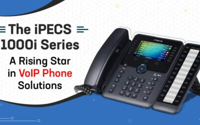 The iPECS 1000i Series: A Rising Star in VoIP Phone Solutions