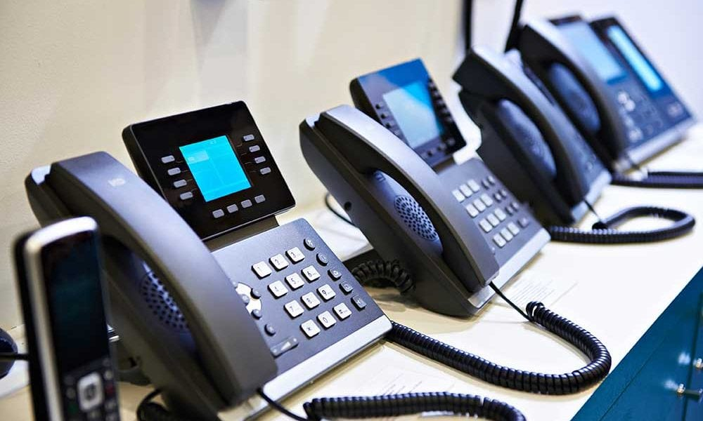 What is an 8x8 Phone System
